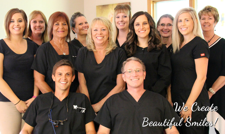 illini dental associates group photo